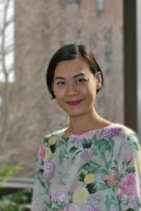 Visiting Fulbright Scholar NapapatLuedeesunun