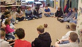 circle training restorative justice