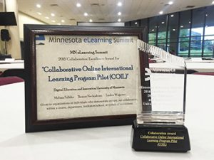 1COIL eLearning Summit Award (2)