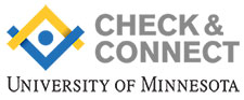 Check & Connect logo
