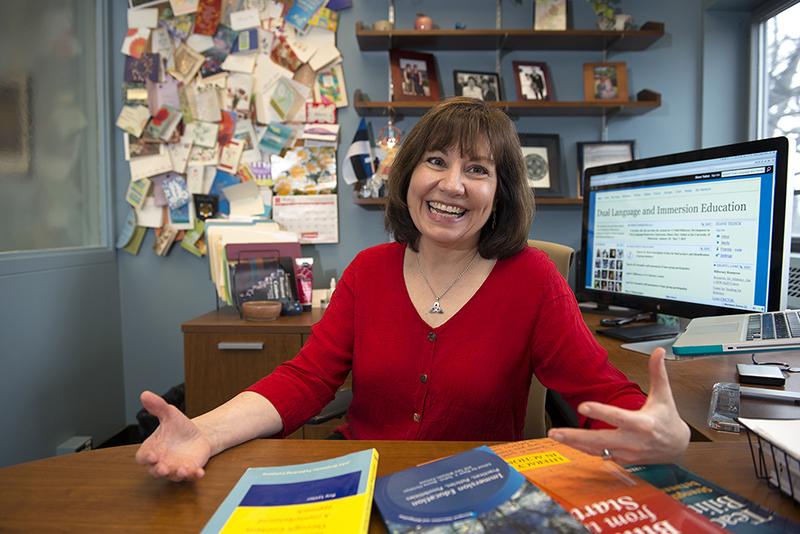 Professor Diane Tedick