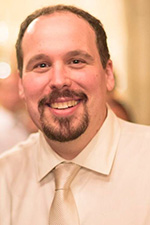 Headshot of Glenn Roisman, Ph.D.