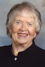 portrait image of Dorothy McNeill Tucker