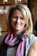 portrait image of Nicole M. LaVoi